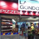 Restaurante Pizzeria La Góndola de Blanes. Típica del turismo en Blanes